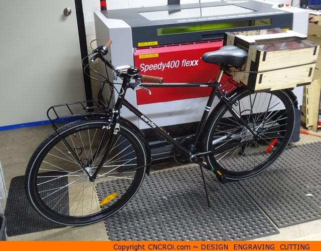 cnc-bike-basket-1 Custom Laser Cut Rear Bike Basket (Part 2 of 2)