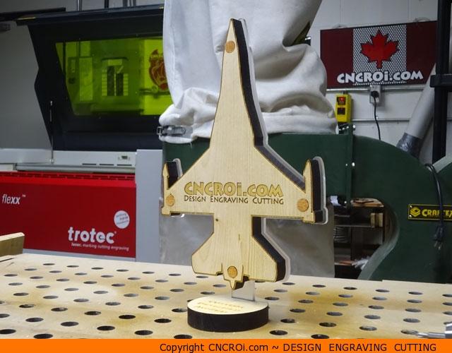 custom-f16-award-1 Custom Award: F16 Prototype