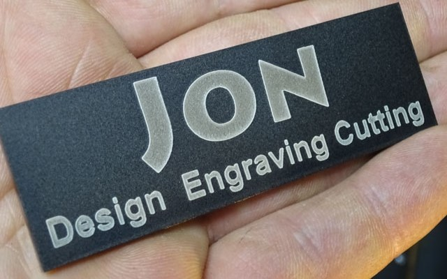 custom-namebadge-5 Custom Acrylic Name Badge Production