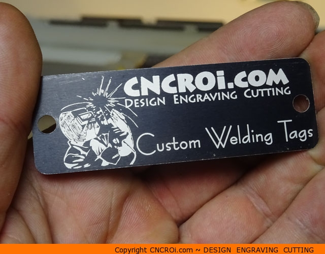 custom-welding-tag-1 Custom Welding Tags: Laser Engraved Anodized Aluminium & Annealed Stainless Steel