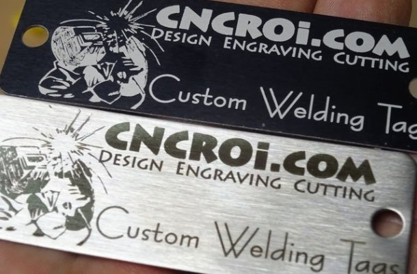 custom-welding-tag-x6 Custom Welding Tags: Laser Engraved Anodized Aluminium & Annealed Stainless Steel