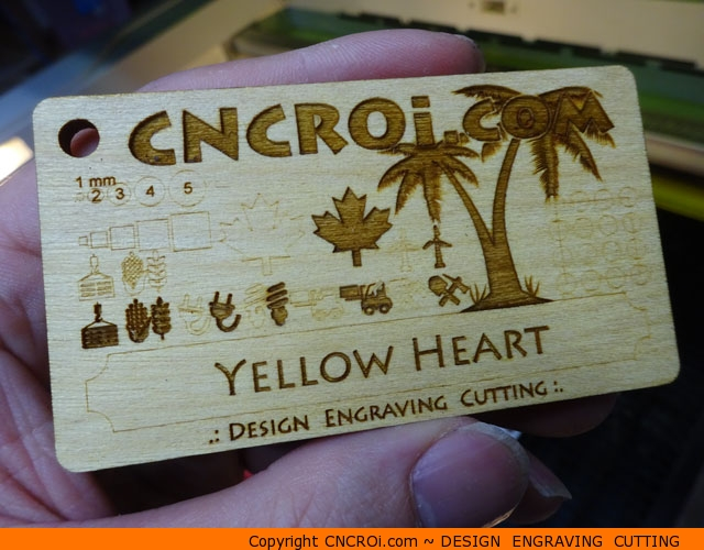 laser-engraving-veneer-1 Real Wood Veneer: Yellow Heart, Alder, Butternut, Mahogany and Red Cedar