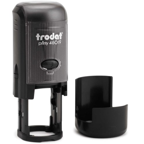 "trodat-46019 Trodat Original Printy 46019 Custom Self-Inking Stamp (19 mm or 3/4"" round)"