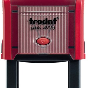 "trodat-printy-4928d Trodat Original Printy 4928 Custom Self-Inking Stamp (33 x 60 mm or 1-5/6 x 2-3/8"")"