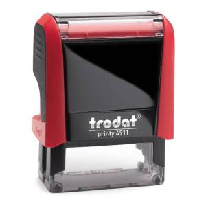 "trodat-printy-original-4911-1 Trodat Original Printy 4911 Custom Self-Inking Stamp (14 x 38 mm or 9/16 x 1-1/2"")"