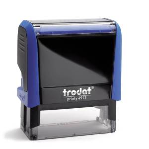 "trodat-printy-original-4912e Trodat Original Printy 4912 Custom Self-Inking Stamp (18 x 47 mm or 3/4 x 1-7/8"")"