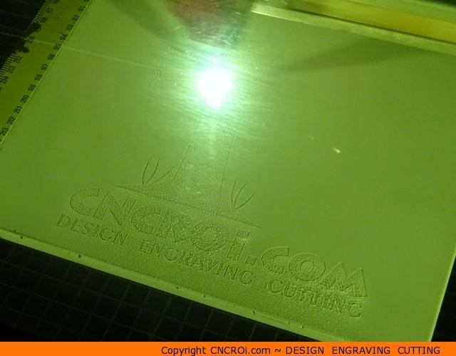 laser-tile-engrave-1 Custom Tile Paint Filling CNC Laser Engraving