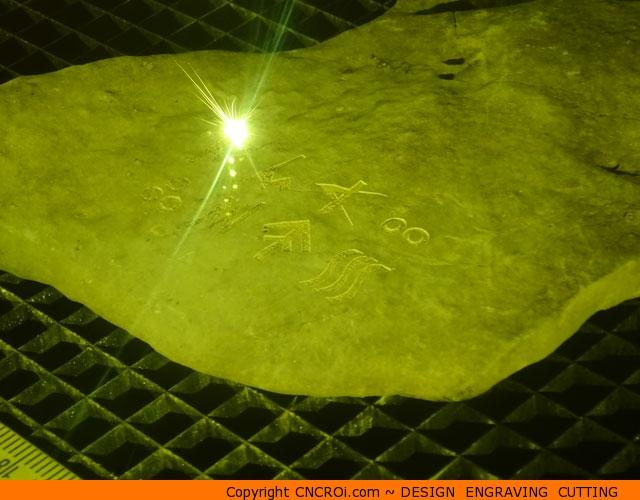 laser-rock-1 CNC Laser Engraving Rock