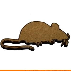 0014-mouse Mouse Shape (0014)