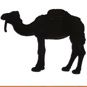 0044 Camel Side 2 Shape (0044)