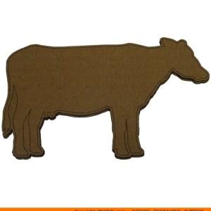 0070-cow Cow Shape (0070)