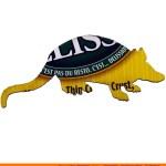 0077-armidillo-adult Armadillo Adult Shape (0077)