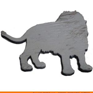 0092-lionb Lion Shape (0092)