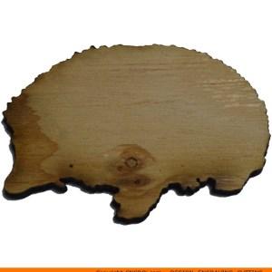0094-porcupine Porcupine Shape (0094)