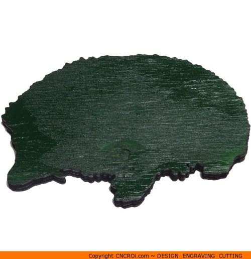 0094-porcupineb Porcupine Shape (0094)