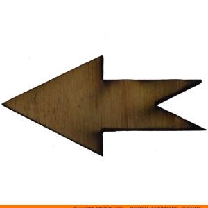 117-arrow-pointy Pointy Start & End Arrow Shape (0117)