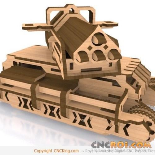 cnc-laser-zulu Zulu Main Battle Tank