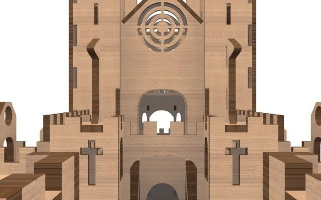 medieval-castle-laser-cut-kit-8 What Custom Designing Toys Taught Me