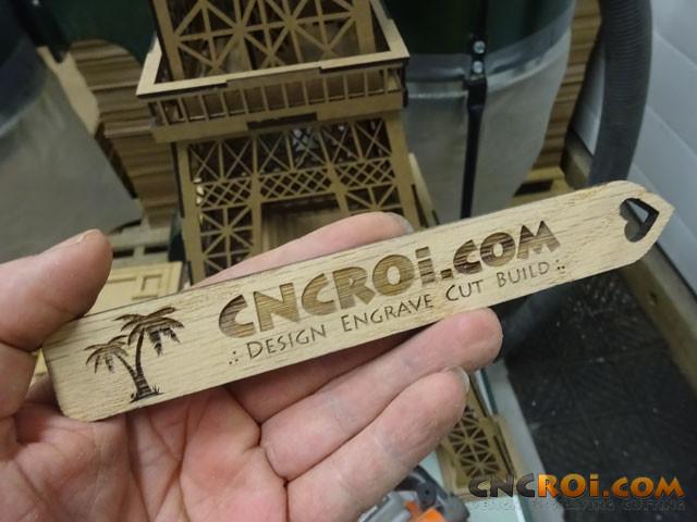 custom-oak-bookmark-1 Custom Solid Oak Bookmark: Raw Plank to Finished Product