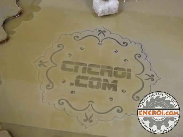 waterjet-metal-sign-1 Custom Metal Shop Signs! CNC Waterjet Cutting