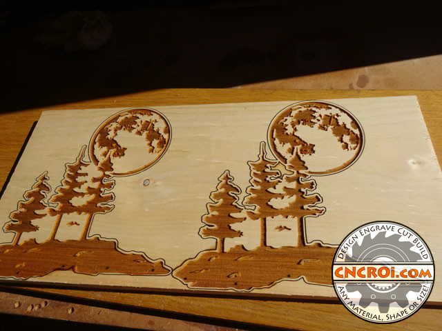 wood-key-holder-1 Custom Wood Key Holder: Wall Art to Laser Engraved & Cut Pine