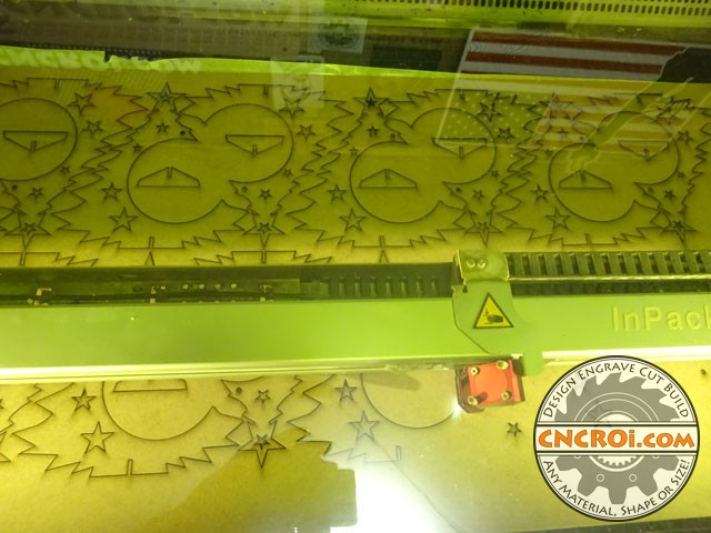 "ornament-holder-1 Christmas Ornament Holders: 1/8"" / 3 mm MDF CNC Laser Cutting"