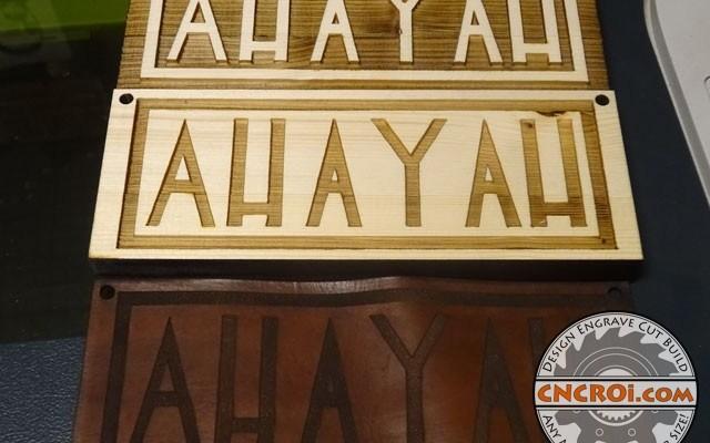 signage-ahayah-xxx1 Pine & Leather Ahayah Signage
