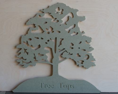 Cnc Routing Decorative Panels And Shapes