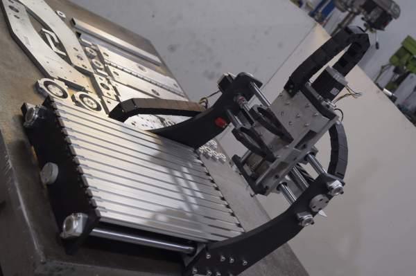Конфигуратор станка серии СА (в том числе и с системой подачи и рециркуляции СОЖ)