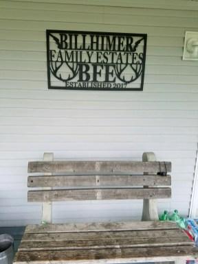 Area BFG family sign