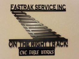 fastrak sign