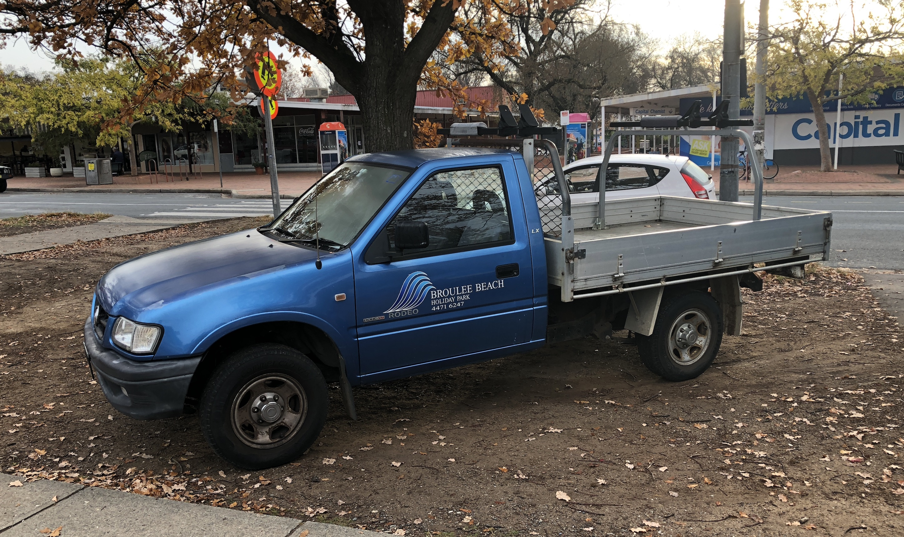 medium resolution of picture of nicholas 2002 holden rodeo