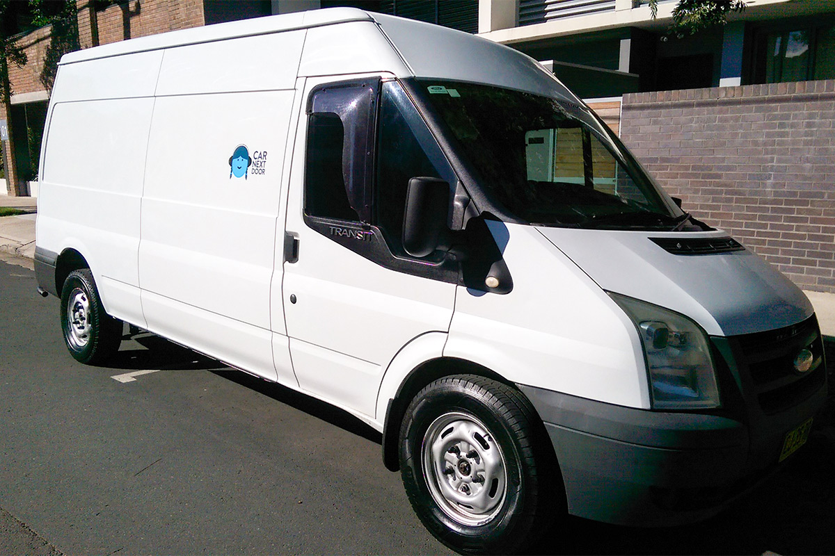 small resolution of picture of van s 2008 ford transit large capacity