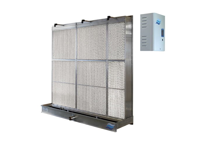 ME Series Direct & Indirect Evaporative Cooling