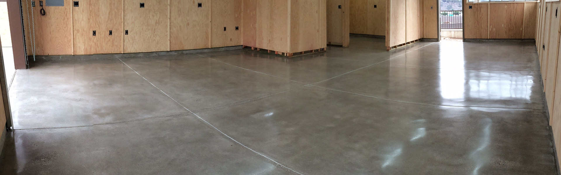 Polish Concrete Floors