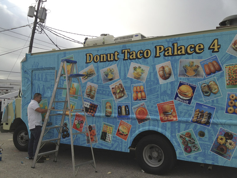 Licensing For Food Truck Texas