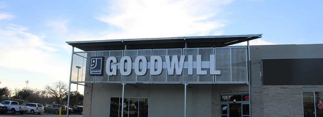 Good Will Sign | CND Signs