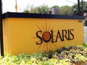 Solaris sign