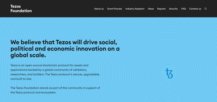 Tezos (XTZ) appoints Huge for marketing efforts coordination