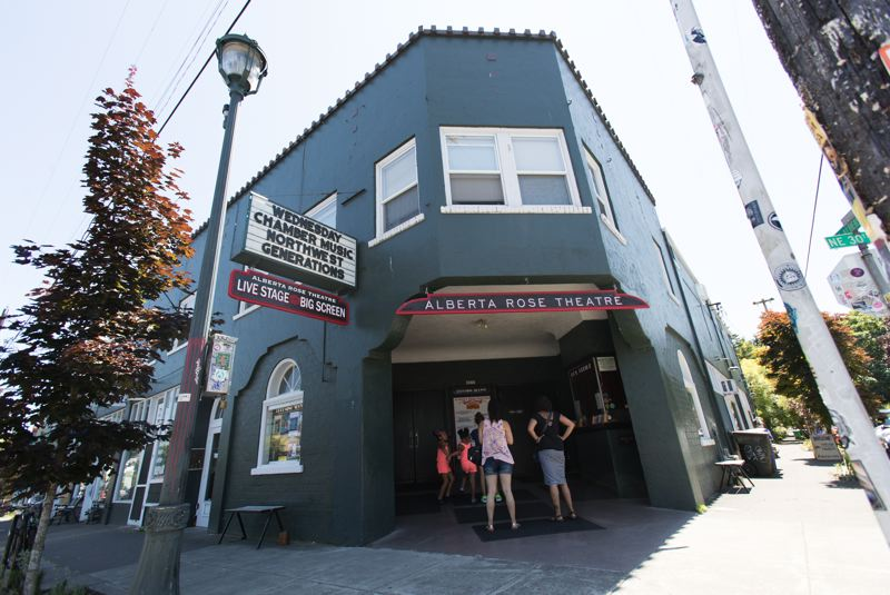 PORTLAND TRIBUNE: JAIME VALDEZ - The owner of the building that houses the Alberta Rose Theatre is selling the building, and the theatre owner is raising money to buy it.