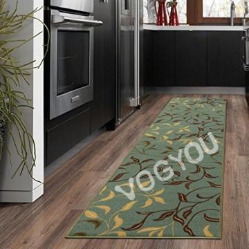 kitchen rugs amazon island furniture ottomanson 防菌厨房地毯 20 l x 59 w vogyou