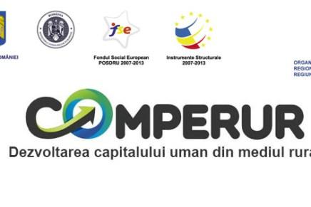 COMPERUR: Dezvoltarea capitalului uman din mediul rural