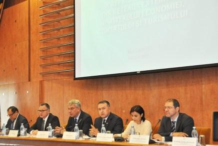 Reuniunea anuala a consilierilor economic din reteaua de reprezentare externa