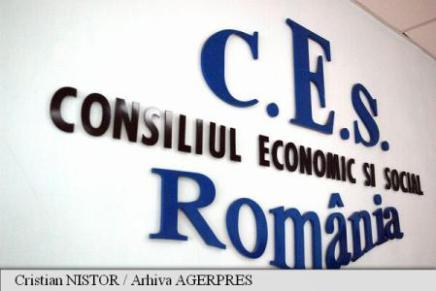 Pozita CNIPMMR referitoare la Proiectul de lege privind organizarea si functionarea Consiliului Economic si Social