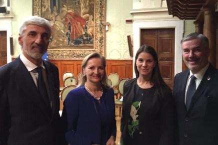 Intalnirea reprezentantilor UEAPME cu cei ai institutiilor Uniunii Europene