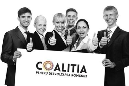 Coalitia pentru Dezvoltarea Romaniei