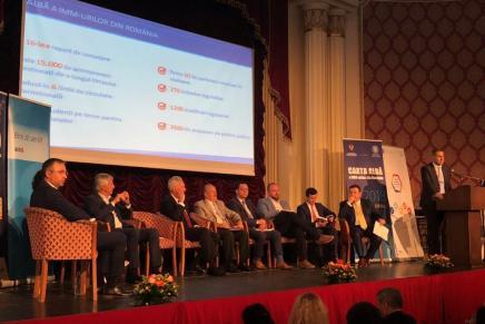 Lansarea editiei a-XVI-a a Cartei Albe a IMM-urilor