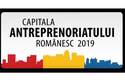 "CNIPMMR si AMR lanseaza  ""Capitala antreprenoriatului romanesc 2019"""