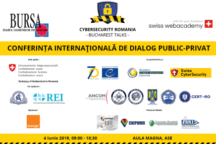 Cybersecuriy Romania – Bucharest Talks