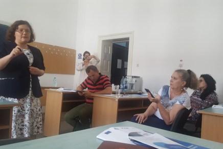Sesiune instruire POCA – Arad